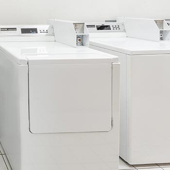 Photo of laundry area